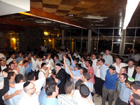 Grand Siyum in the Golan